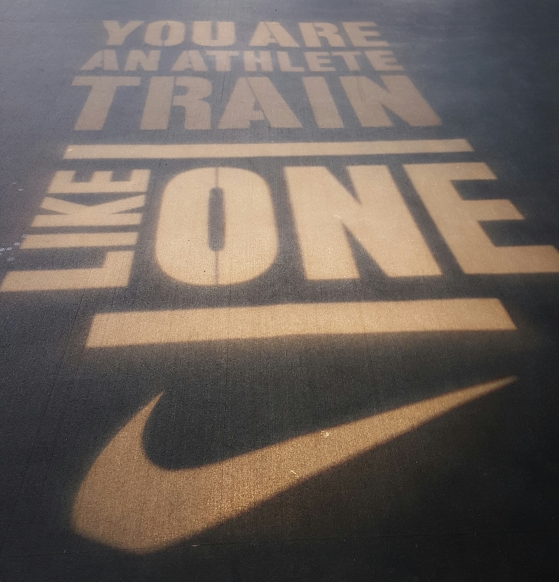 Nike Train Chicago